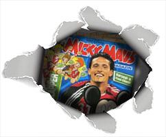 Unsere wandtattoos im micky maus magazin ausgabe 26 2008 designscape - Micky maus wandtattoo ...