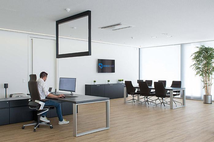 Chefbüro bei Designscape